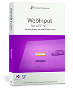 Click to buy WebInput 5